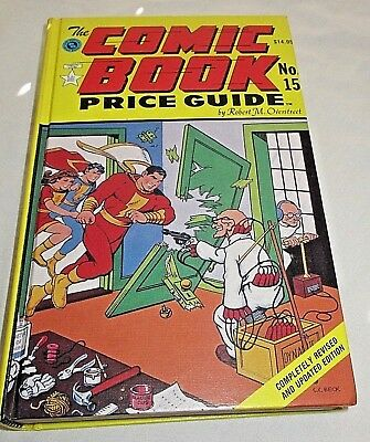 The Overstreet Comic Book Price Guide No.15 1985 (Hc) // C.c. Beck--Cover Art