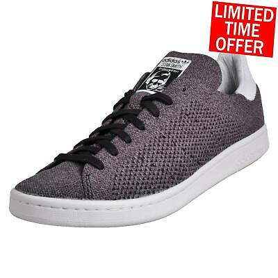84336eb1c Adidas Originals Stan Smith PK Prime Knit Men s Casual Retro Fashion  Trainers Gr