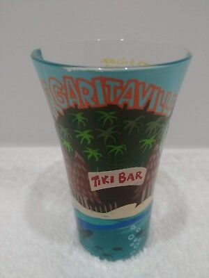 Lolita Hand Painted Shot Glass - It's Five O'clock Somewhere Margaritaville Tiki
