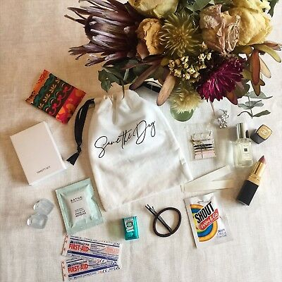 Bridal Survival Kit Bride Bridesmaid Bridal Party Emergency Kit Wedding Favour