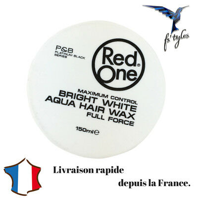 Red One Cire Coiffante Full Force Whyte 150ml