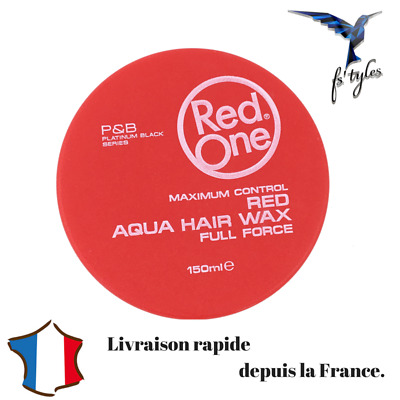 Red One Cire Coiffante Full Force Red 150ml