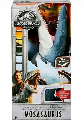 Jurassic World Fallen Kingdom Real Feel Skin Mosasaurus In Hand Ready to Post