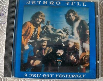 """Jethro Tull """"A New Day Yesterday"""" Rare Cd Live In Europe 1972 Soundboard Oh Boy"""