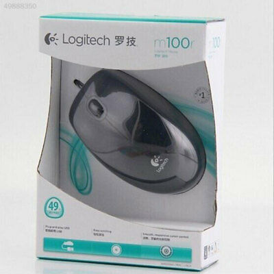 CF86 1000PI Optical USB 2.0 Wired Gaming Game Mice Mouse for Laptop PC