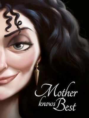 Disney Villain Tales: Tangled - Mother Knows Best - Brand New