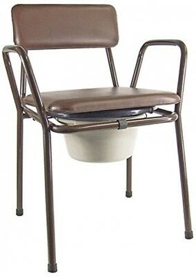 Stacking Commode Chair-84614