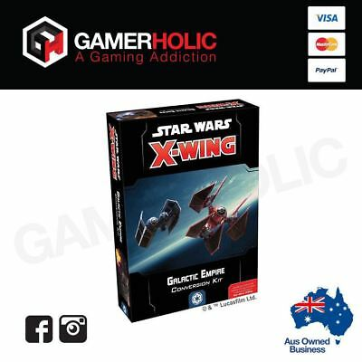 Star Wars X-Wing Miniatures Game Galactic Empire Conversion Kit 2nd Ed