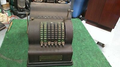 American Adding & Listing Machine Model 1 or 3 American Can Co. Chicago