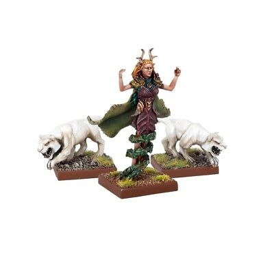 Mantic: Kings of War Elf / Elves Forces of Nature The Green Lady