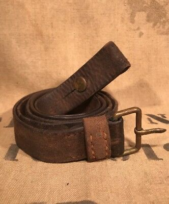 Swedish Mauser leather sling M1896 M96 M38 Good condition H