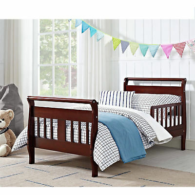 TWIN BEDDING FOR Kids Toddler Size Bed Frame Rail Sleigh Bumpers ...