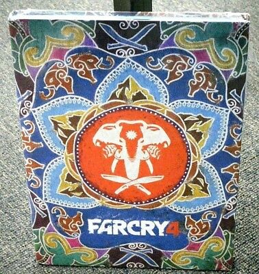 Far Cry 4 Collectors Edition Walkthrough Strategy Guide Book  New Sealed
