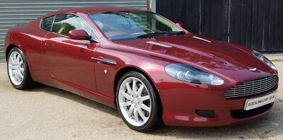 ONLY 52,000 Miles - Full Aston Martin History - Immaculate DB9 Vantage V12