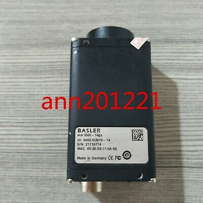 1PC Used Basler scA1600-14gc 2 megapixel color CCD