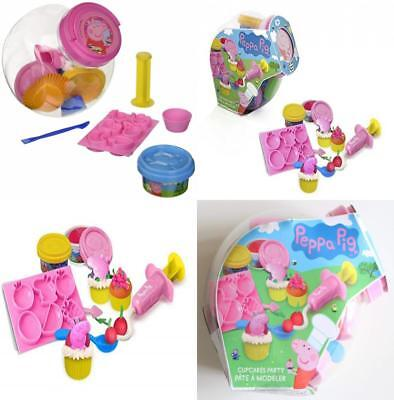 Canal Toys Ct01205 Pate A Modeler Peppa Pig Cupcakes Party Eur 18 34 Picclick Fr