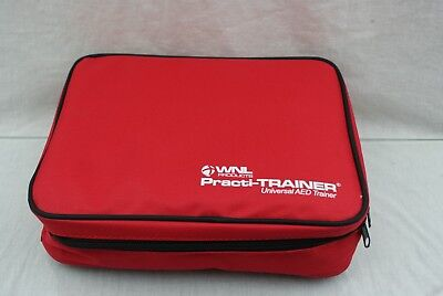 AED Practi-Trainer AED training unit for CPR defibrillator training, WNL 18E1