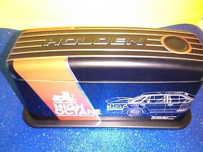 2018 Holden Motorsport Seven Coin Collection Tin Only Rare