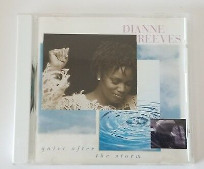 Quiet After the Storm by Dianne Reeves (CD, May-1995, Blue Note (Label))