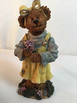 Boyds Bears & Friends Abby T. Bearymuch - Yours Truly #227742 (2000)