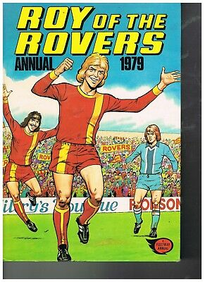 1979 Roy Of The Rovers Annual  VGC