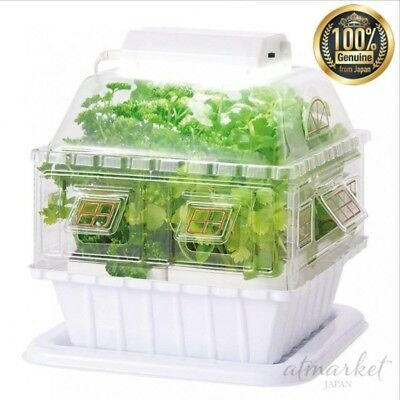 NEW LED garden Cultivation case genuine from JAPAN
