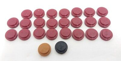 Heroscape x25 Wound Markers Replacement Pieces for Master Set Swarm Of The Marro