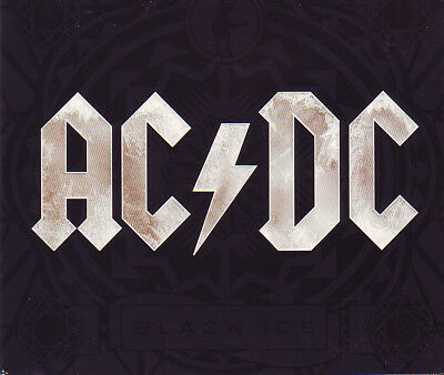 AC/DC - Black Ice [Digipak] (CD, 2008, Columbia) Booklet Included