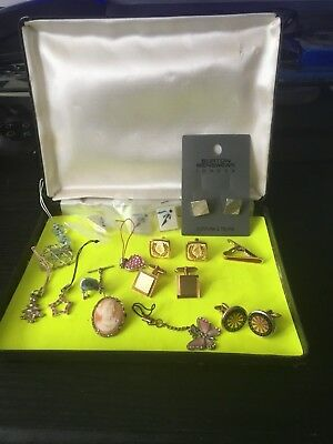 Large Job lot of his and hers Jewellery including silver