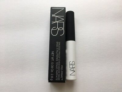 New in Box NARS PRO-PRIME SMUDGE PROOF EYESHADOW BASE 0.09 OZ
