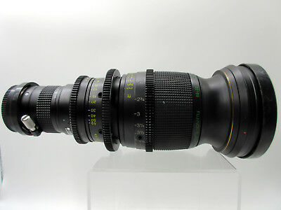 """Fujinon C Series 4.5-59mm T2-T2.9 Wide Angle Zoom Lens for 2/3"""" B4 Mount Cameras"""