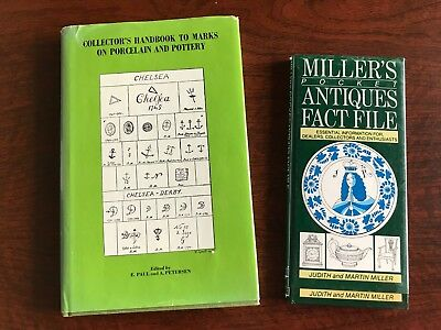 Miller's Antiques Fact File & Collector's Handbook to Marks on Porcelain and Pot