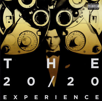 Justin Timberlake - The 20/20 Experience 2 CD Deluxe Edition