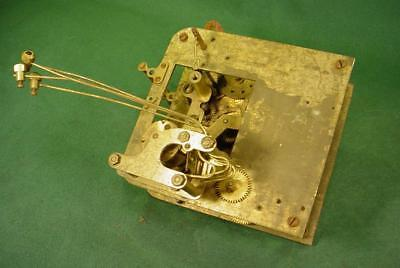 Vintage Antique Revere Brass Clock Movement Parts  Lot 13
