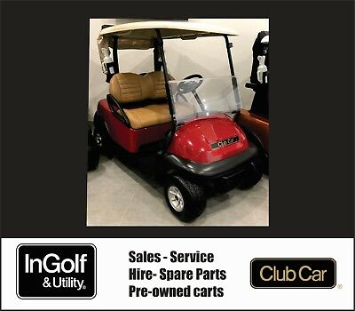 2015 Club Car PRECEDENT 48V Electric Golf Cart Buggie Buggy ERIC NEW BATTERIES