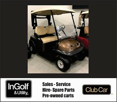 2014 Club Car PRECEDENT 48V Electric Golf Cart Buggie Buggy ERIC NEW BATTERIES