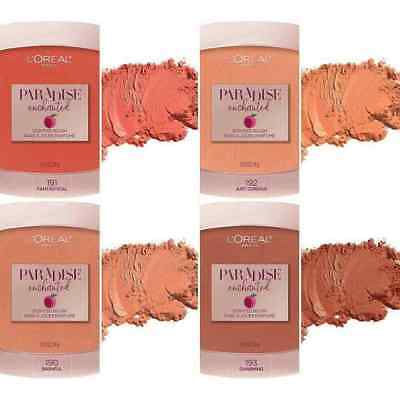 L'Oreal Paradise Enchanted Scented Blush ~ Choose From 4 Shades