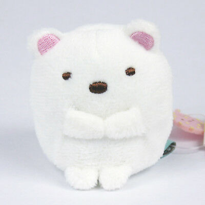 San-X Sumikko Gurashi Mini Plush (Polar Bear)