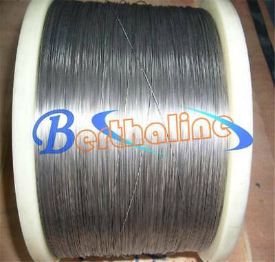 99.95%  Length 5m=16.5 Foot,Nickel Ni Metal Wire,Diameter 1mm