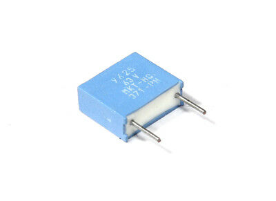 Philips 100nF 10% 100V Polyester Film Capacitor Film Capacitor MKT-HQ-372-PH