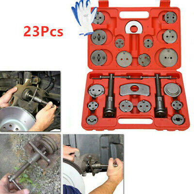 Universal Disc Brake Caliper Piston Pad Car Auto Wind Back Hand Tool Set