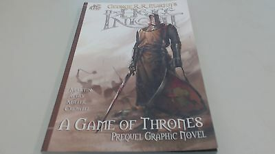 The Hedge Knight: The Graphic Novel (A Game of Thrones), Martin,