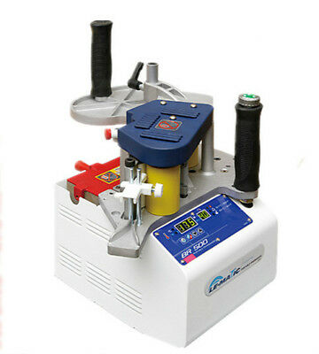 BR500 Portable Manual Curve Woodworking Edge Banding Machine Bander