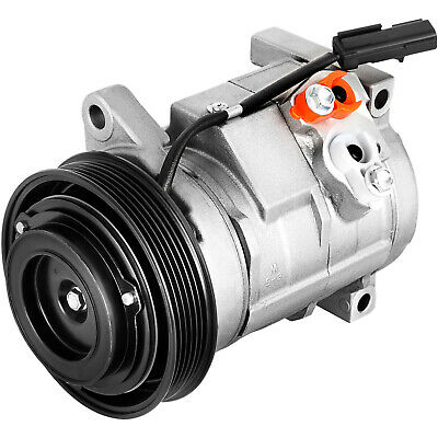 A//C Compressor w// cluth  1996-1998 1999 2000 For Chrysler Town /& Country 3.3L