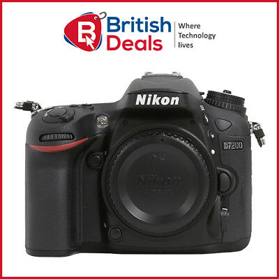 Nikon D7200 24.2 MP CMOS WiFi Digital SLR Camera Body