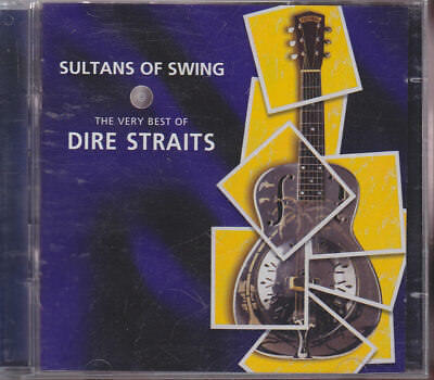 "DIRE STRAITS ""Sultans Of Swing - The Very Best Of"" 2CD (HDCD)"
