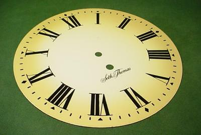 Large Vintage Antique Seth Thomas Enameled Clock Face