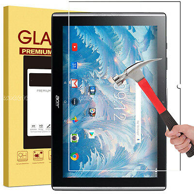 """2 Pack Tempered Glass Screen Protector Film For Acer Iconia One 10 B3-A40 10.1"""""""
