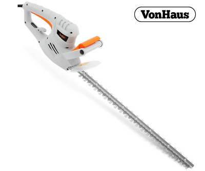 Powerful Electric Long Reach Blade Hedge Trimmer Bush Cutter Garden 10m Cable