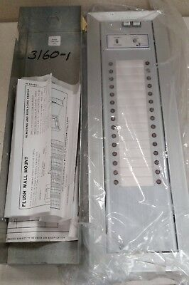 Jeron 8790 Annunciator, 30 LED's with flush back box